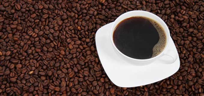 kaffkop kaffebønner